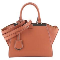 Fendi 3Jours Bag Leather Mini