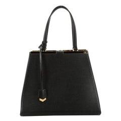 Fendi 3Jours Handbag Leather Large