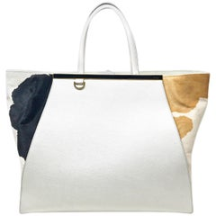 Fendi 3jours Large Bag, Leather and Calf hair.