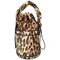 Fendi Animalier Handbag