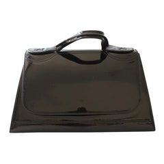 Fendi Black Patent Bag