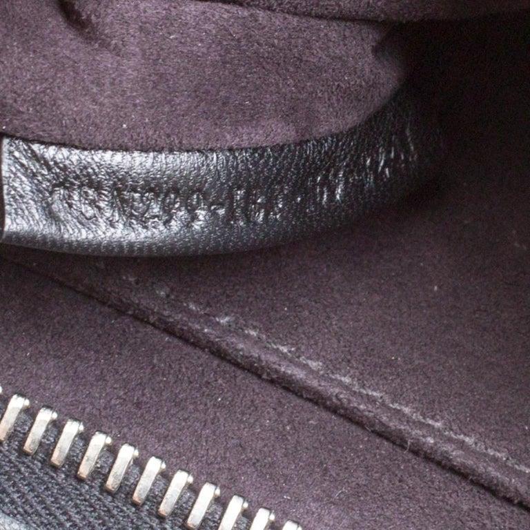Fendi Black Quilted Leather Dotcom Click Shoulder Bag For Sale 3