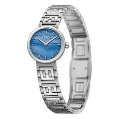 Fendi Blue Dial Ladies Watch F103101101