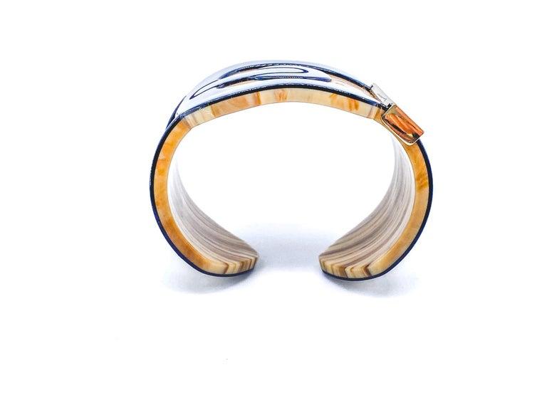 Fendi Bracelet Buckle Cuff For Sale 15