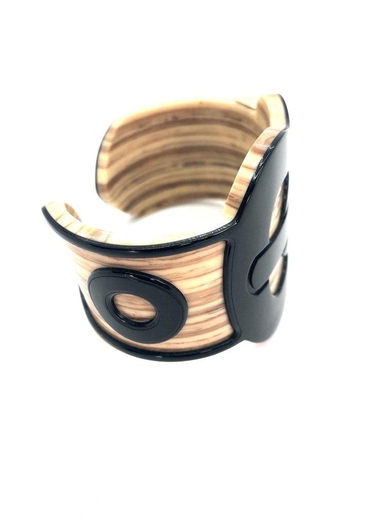 Fendi Bracelet Buckle Cuff For Sale 2