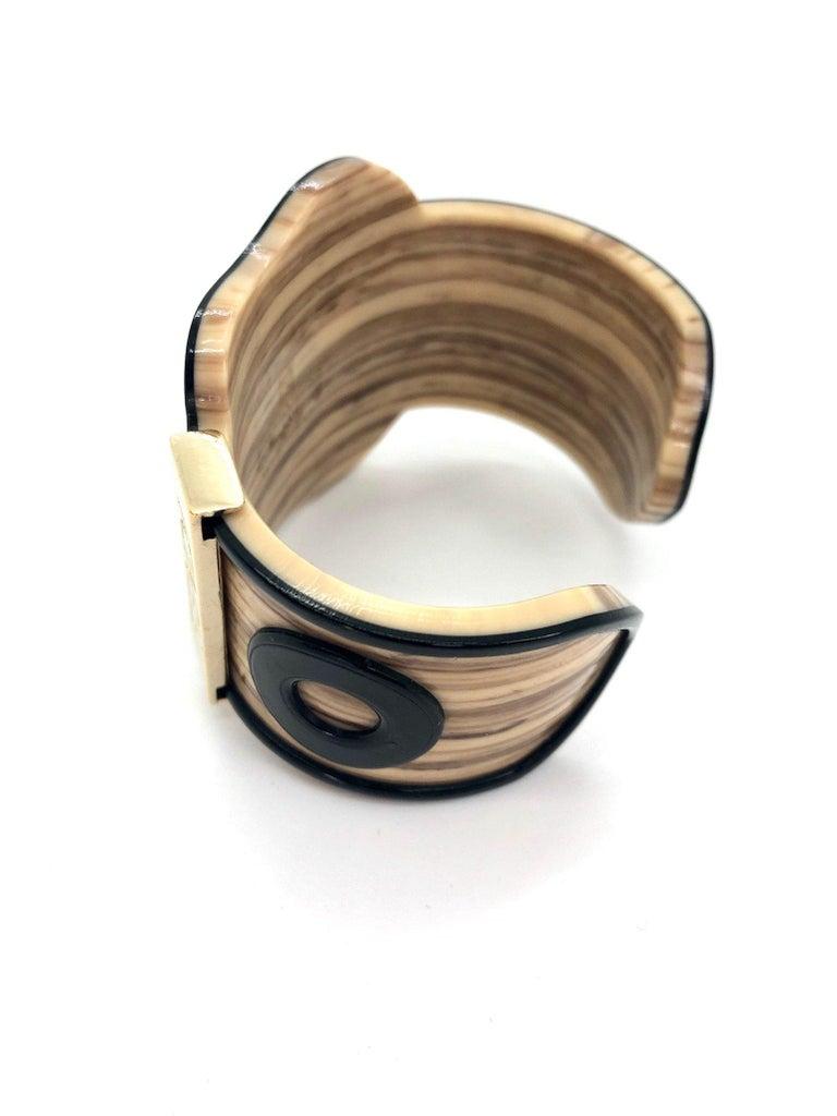 Fendi Bracelet Buckle Cuff For Sale 3