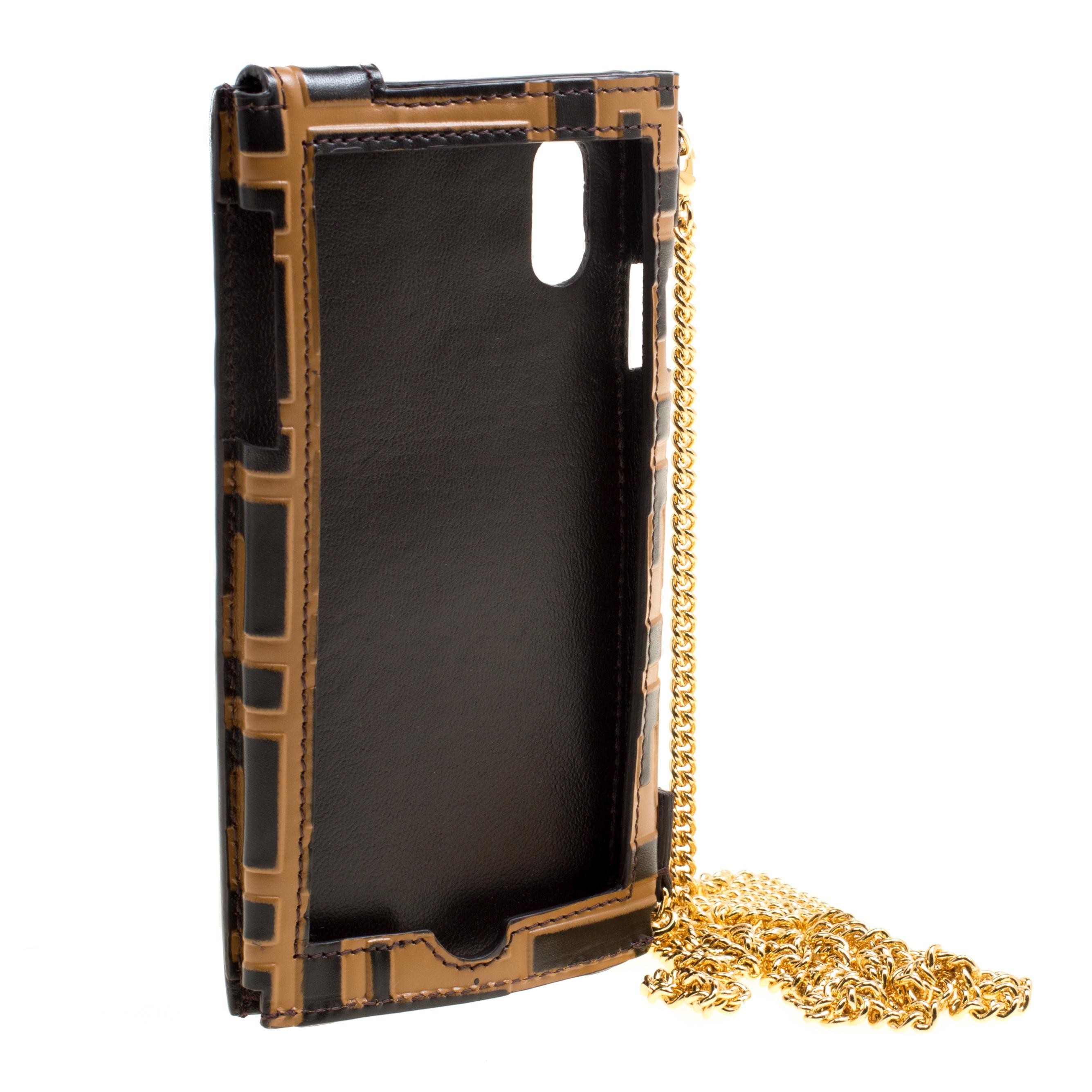 Dolce & Gabbana Pom Pom iPhone 7 cover  Browns