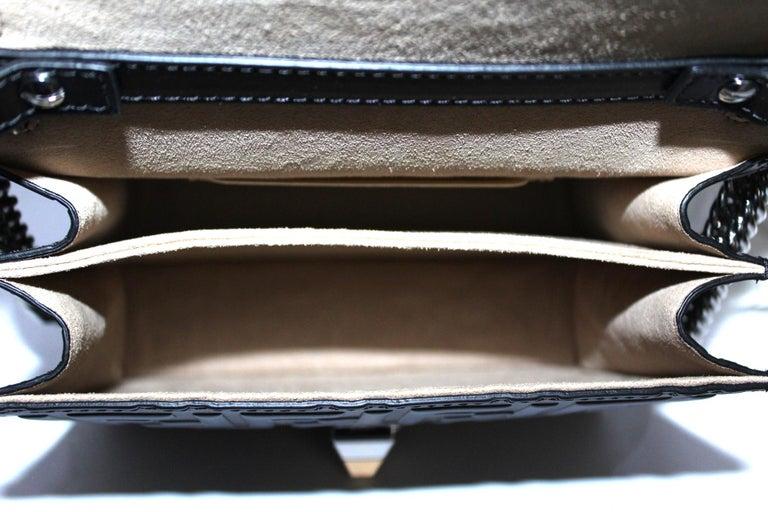 Fendi Brown Leather Kan I Bag 2