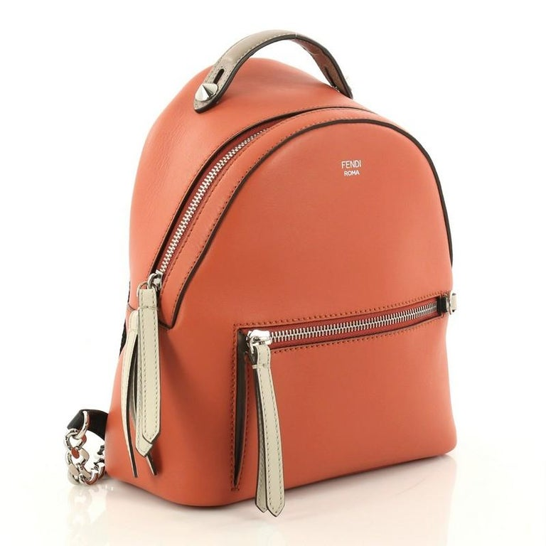 Fendi By The Way Backpack Leather Mini For Sale at 1stdibs 83ed88b19144f