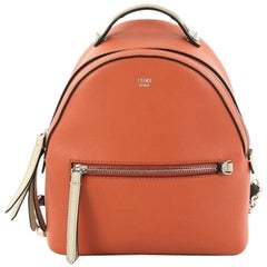 Fendi By The Way Backpack Leather Mini