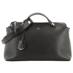 Fendi By The Way Satchel Calfskin Large