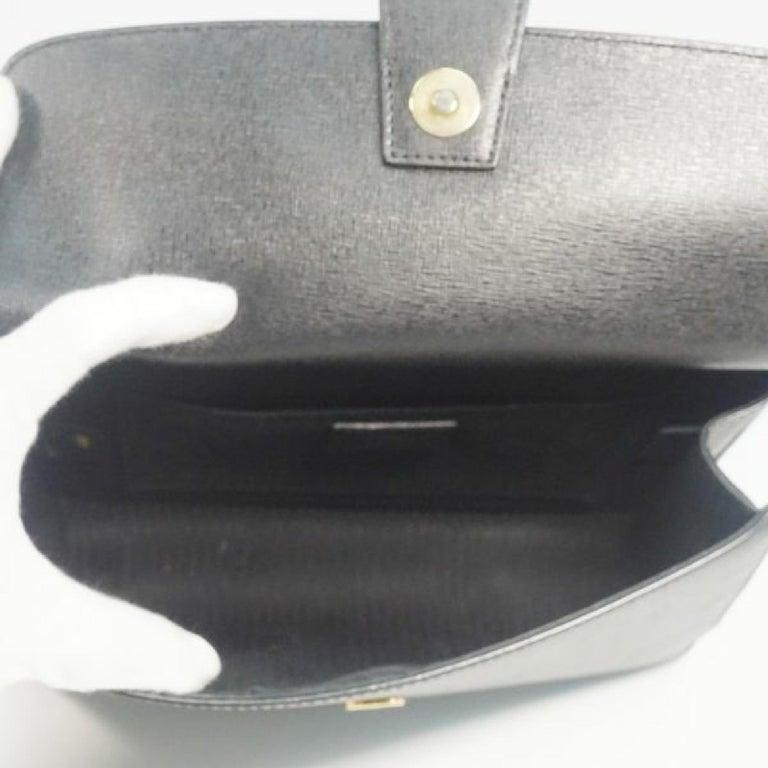 FENDI Demi Jour Womens handbag 8BT222 black For Sale 6