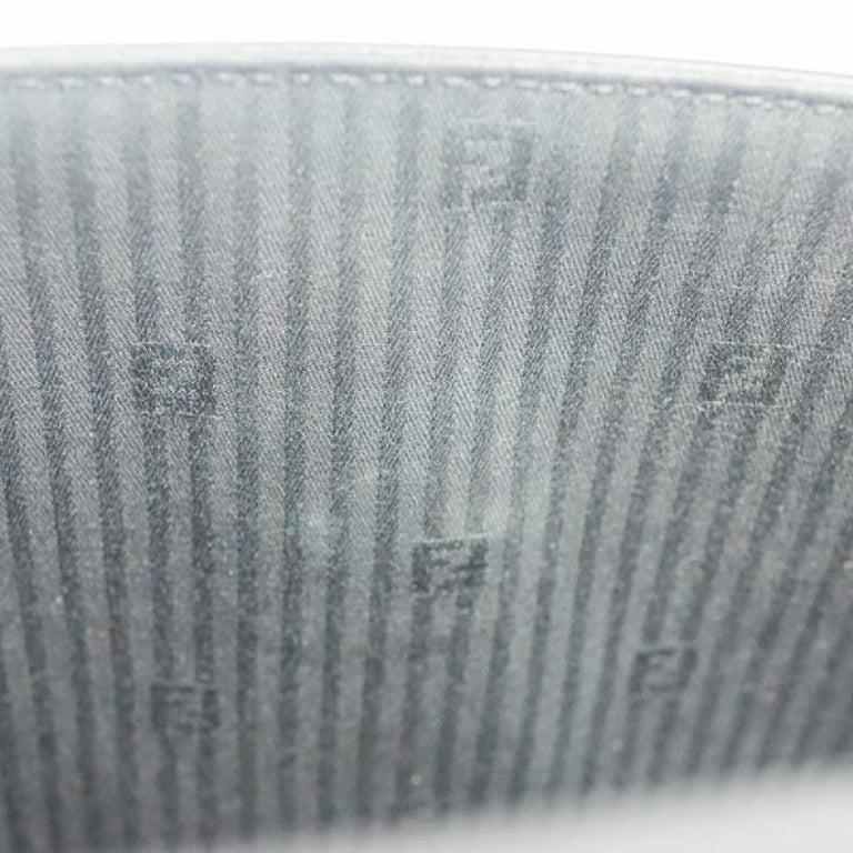 FENDI Demi Jour Womens handbag 8BT222 black For Sale 8