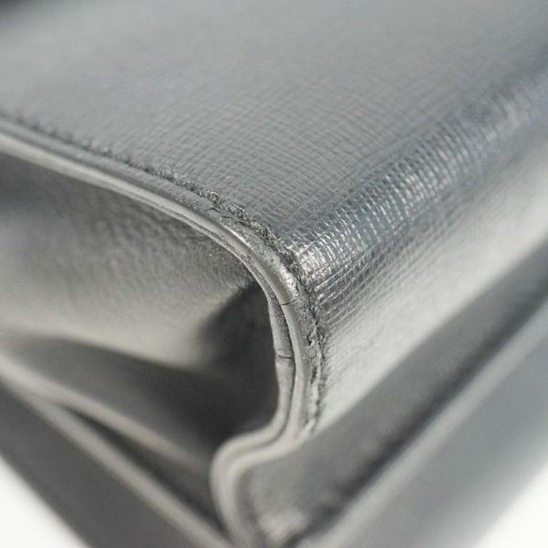FENDI Demi Jour Womens handbag 8BT222 black For Sale 1