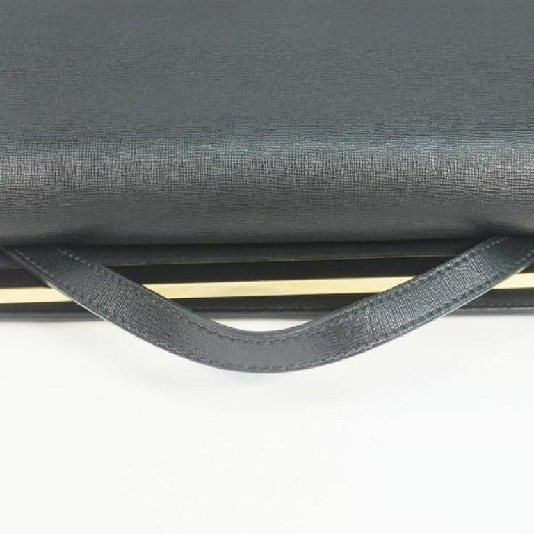 FENDI Demi Jour Womens handbag 8BT222 black For Sale 2