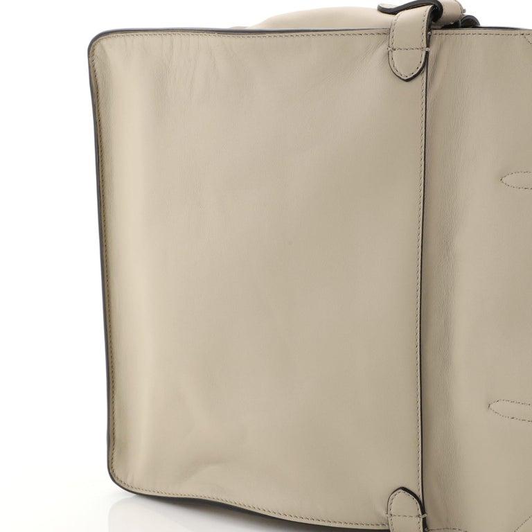 Fendi Flip Grace Convertible Tote Leather Regular 5