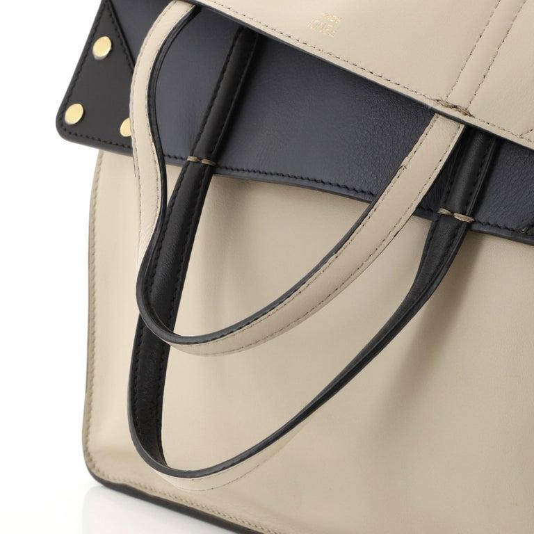Fendi Flip Grace Convertible Tote Leather Regular 4