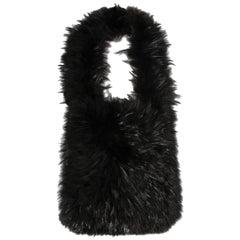 Fendi Fox Fur Shoulder Bag