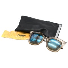 Fendi Idria Cat-Eye Sunglasses