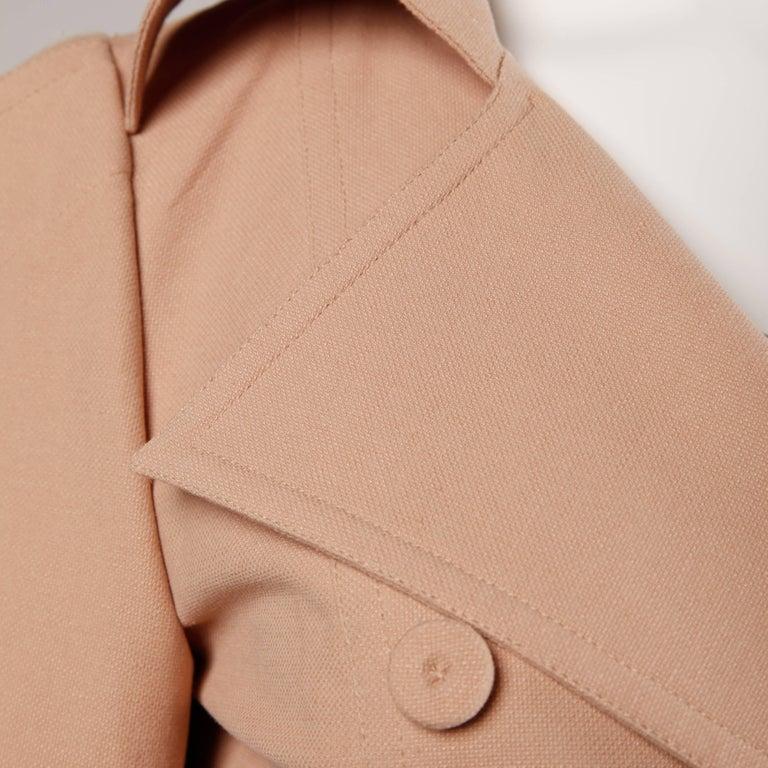 Fendi Jacket + Skirt Suit Ensemble For Sale 1