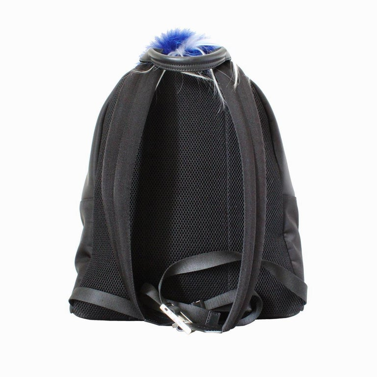 Magnificent and rare Fendi backpack Special edition