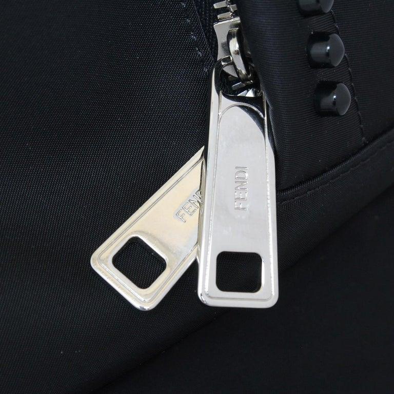 Fendi Karlito Fur Backpack For Sale 3