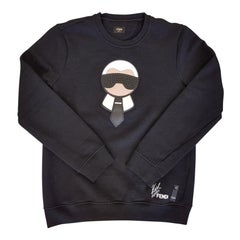 "Fendi Man ""Karlito"" Sweater IT52"