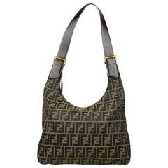 Fendi Messenger Zucca FF Bag