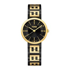 Fendi Metallic Run Away Watch F711034000C0