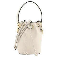 Fendi  Mon Tresor Bucket Bag Leather Mini