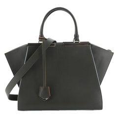 Fendi Petite 3Jours Bag Leather