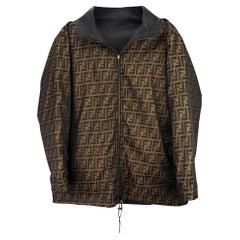 Fendi Reversible Monogram Jacket - Large