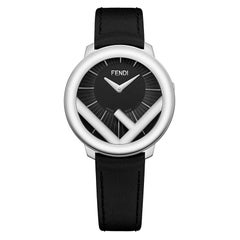 Fendi Run Away Black Dial Watch F710031011