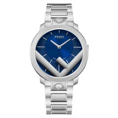 Fendi Run Away Blue Dial Watch F711013000