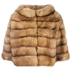 Fendi Sable Fur Jacket