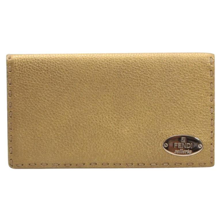 a07fa4fdb47a Fendi Selleria Continental Wallet For Sale at 1stdibs