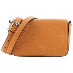 Fendi Selleria Flap Bag Leather Small