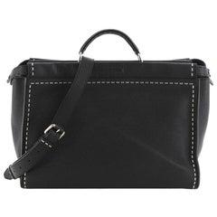Fendi  Selleria Peekaboo Iconic Fit Bag Leather Large