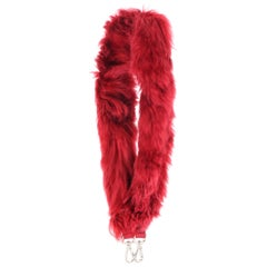 Fendi Strap You Alpaca-Fur Bag Strap