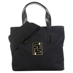 Fendi Vintage Convertible Tote Nylon Mini