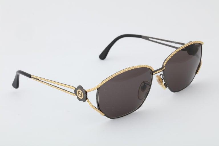 Fendi Vintage Sunglasses  For Sale 1