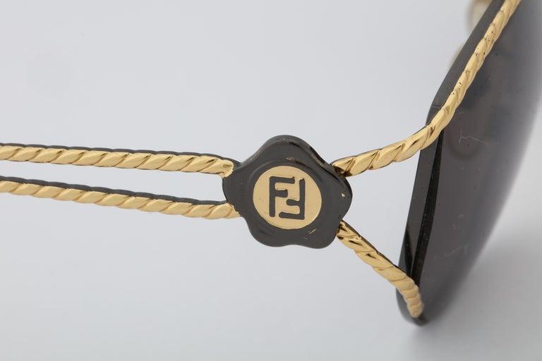 Fendi Vintage Sunglasses  For Sale 2