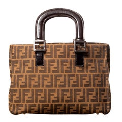 Fendi VIntage Zucca Handbag