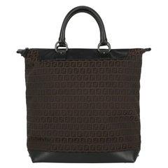Fendi Woman Handbag  Black Synthetic Fibers