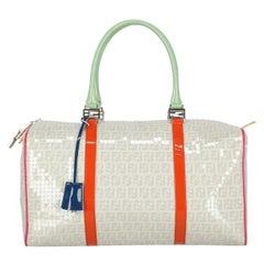 Fendi Woman Handbag  Multicolor Fabric