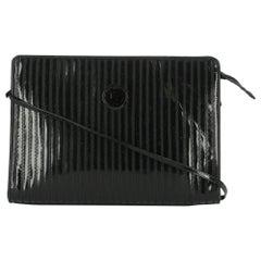 Fendi Woman Shoulder bag Black Leather