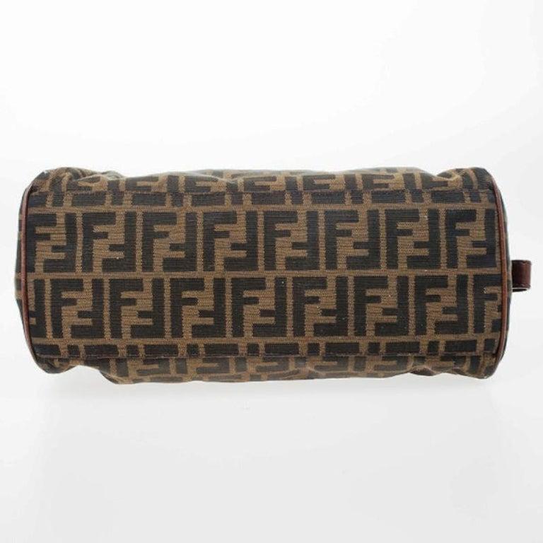 0ccb8a8acf0f Fendi Zucca du Jour Handbag For Sale at 1stdibs