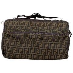 Fendi Zucca Weekend Bag