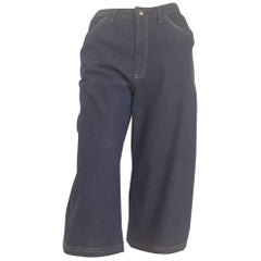 Fendissime denim cotto jeans