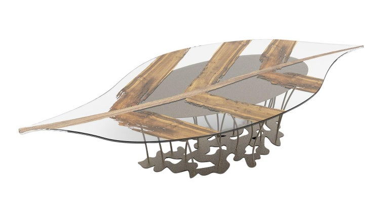 Fenice Venezia Dinner Table In New Condition For Sale In Milan, IT